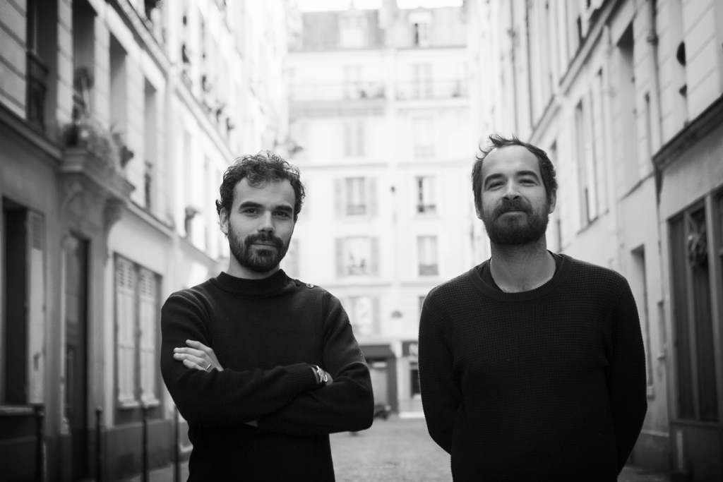 Eric Perez & Julien Arnaud - crédit : Boys in the Wood