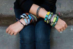 Fundy - Les bracelets Smile en plastique recyclé