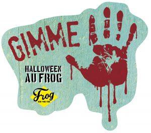Les FrogPubs fêtent Halloween