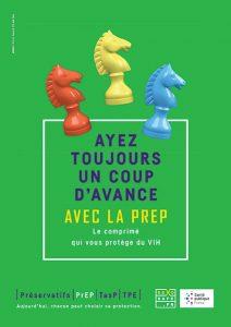 La campagne Prévention diversifiée de Santé publique France sur le réseau d'affichage indoor Next One