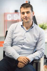 Pierre André, co-fondateur de Wecasa