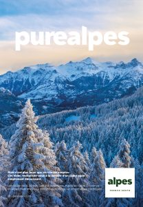 La campagne PureAlpes sur le réseau d'affichage indoor Next One