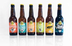 La gamme permanente de bières FrogBeer