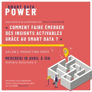 Intelligence Artificielle et Marketing by Smart Data Power