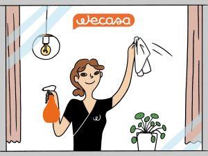 Wecasa - femme de ménage