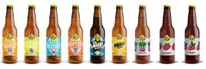 Les bières FrogBeer primées aux WBA et à l'IBC 2019
