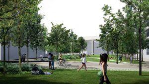 Les Messageries, le projet urbain Gare de Lyon - Daumesnil