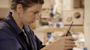 Charlotte Winné, Noue Atelier, artisan-résidente chez ICI Montreuil